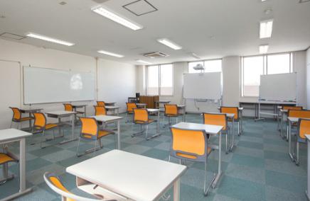 学科教習室の第2教室の写真