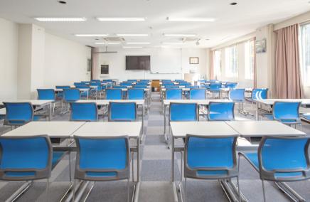 学科教習室の第3教室の写真