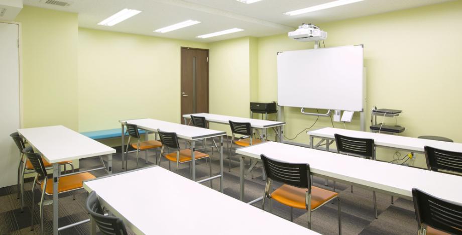講習室の写真